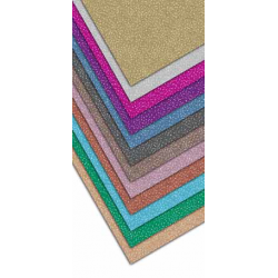 "CR36905 20X25"" 250gsm Glittering Colour Card"