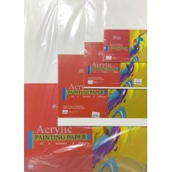 Acrylic Painting Paper CR 36354 (A2)