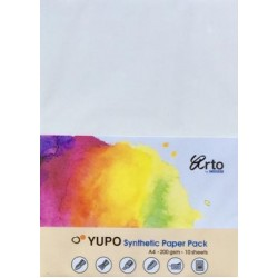 CR 37197 A4 200gsm Yupo Synthetic paper