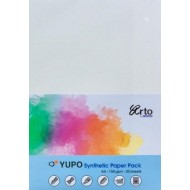 CR 37193 A4 158gsm Yupo Synthetic Paper