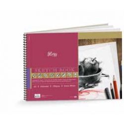 Wire-O Sketch Book CR 36169 (A3)