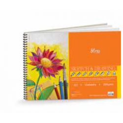 Wire-O Sketch & Drawing Book CR 36199 (A3)