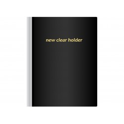 Clear Holder