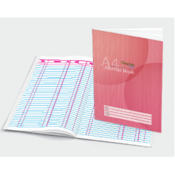 CA 3509 Card Cover Book Keeping (Journal)