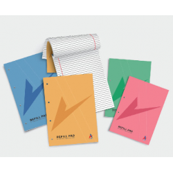 CA 80pgs 90gsm Refill Pad (Top Bound)
