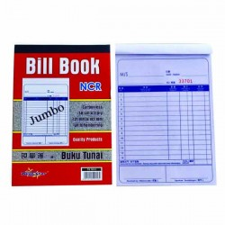 TS 7613 3 Ply NCR Bill Book