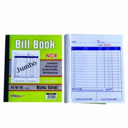 TS 7622 2 Ply NCR Bill Book