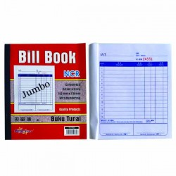 TS 7623 3 Ply NCR Bill Book