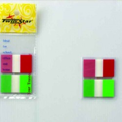 TS 2007 Twin Star 2 Color Index
