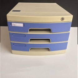 TS 2603 Twin StarDocement Case 3Tier