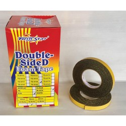 TS 6118 EVA Foam Mounting Tape (Black)
